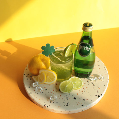 Happy Hour with Perrier