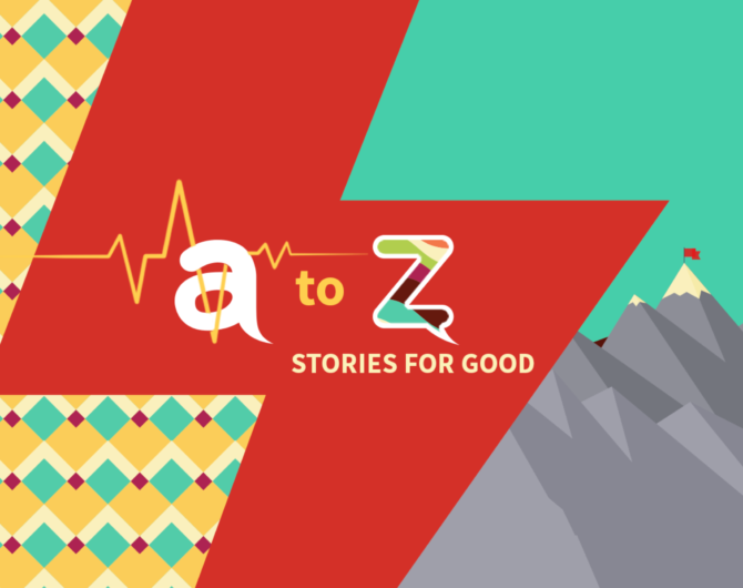 A to Z Stories For Good