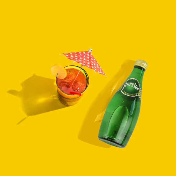 Perrier Summer Vibes