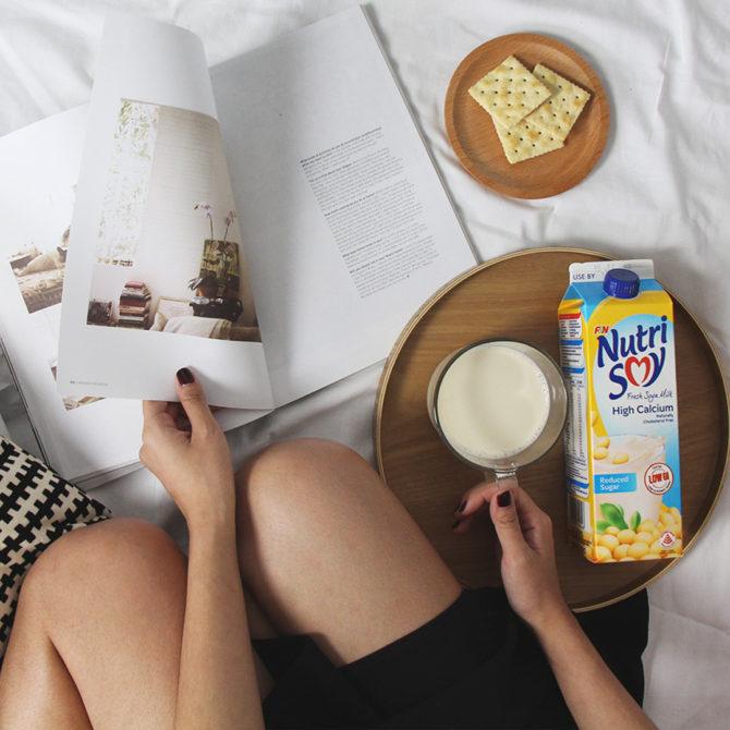Nutrisoy High Calcium Reduced Sugar